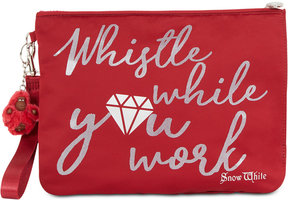 Kipling Disney Sweetie Large Wristlet - CANDIED RED - STYLE