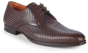 Mezlan Men's Textured Leather Loafers