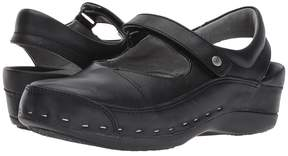 Wolky Strap Cloggy Women's Clog Shoes