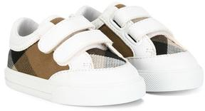 Burberry Kids Heacham sneakers
