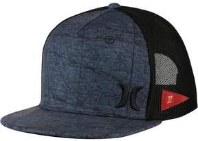 Hurley JJF Maps Trucker Hat
