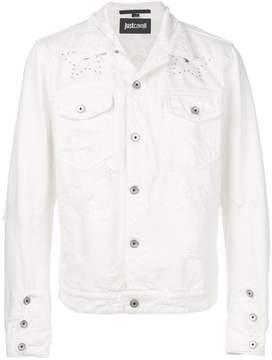 Just Cavalli classic denim jacket
