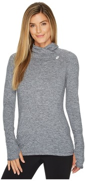 Asics ASX Lux Mock Neck Women's Long Sleeve Pullover