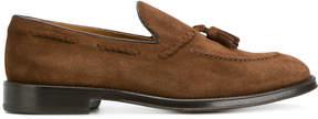 Doucal's tassel detail loafers