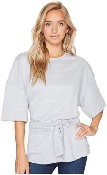 Bishop + Young Wrap Belt Top Women's Clothing