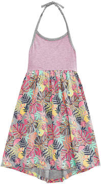 Epic Threads Toddler Girls Cotton Printed Halter Dress, Created for Macy's