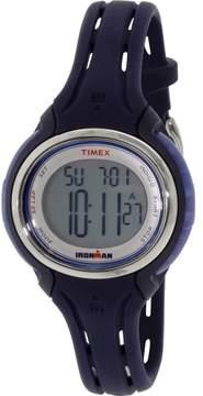 Timex Men's Ironman TW5K90500 Blue Silicone Quartz Dress Watch