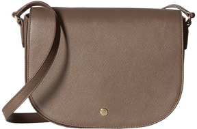 Ecco Iola Medium Saddle Bag Handbags