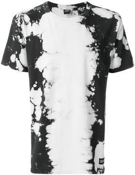 Les (Art)ists short sleeved tie dye T-shirt