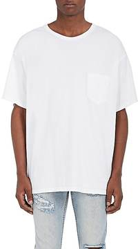 Facetasm Men's Cotton Oversized T-Shirt