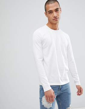 French Connection Crew Long Sleeve Top