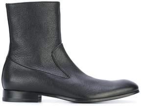 Alexander McQueen zip ankle boots
