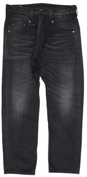 R 13 Rudies Cropped Jeans w/ Tags