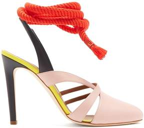 Malone Souliers Toba leather pumps