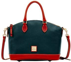 Dooney & Bourke Pebble Darcy Satchel