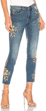 Blank NYC BLANKNYC Embroidered Skinny Jean.