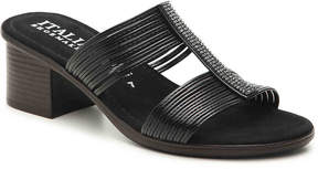 Italian Shoemakers Rhinestone Sandal - Women's