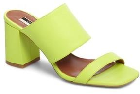 Topshop Women's Nickle Mule Sandal