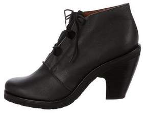 Rachel Comey Garrett Lace-Up Ankle Boots