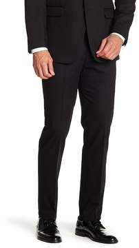 Perry Ellis Solid Woven Pants - 30-34\ Inseam