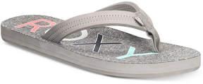 Roxy Palm Beach Flip-Flops Women's Shoes