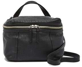 Vince Camuto Patch Medium Leather Crossbody Bag