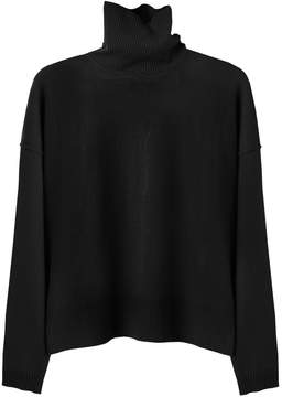 Cuyana Wool Cashmere Turtleneck Sweater