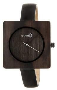 Earth Teton Dark Brown Watch.