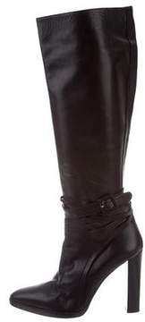 Hermes Multistrap Knee-High Boots