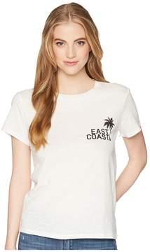Billabong East Paradise T-Shirt Top Women's T Shirt