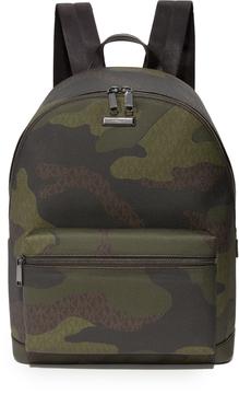 Michael Kors Jet Set Camo Backpack