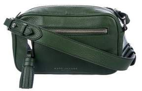 Marc Jacobs Zoom Leather Crossbody Bag