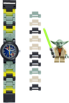 Lego Star Wars Yoda Kids Watch with Mini Figure