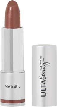 ULTA Metallic Lipstick - Tough Enough (medium rosy brown metallic shimmer)