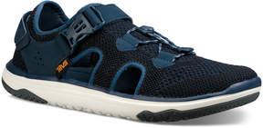 Teva Navy Terra-Float Travel Knit Sandal - Men