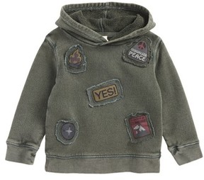 Tucker + Tate Infant Boy's Patches Hoodie