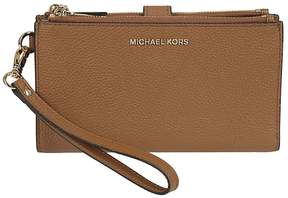 Michael Kors Adele Clutch - CUOIO - STYLE