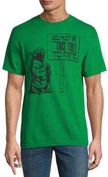 Star Wars Novelty T-Shirts Yoda Graphic Tee