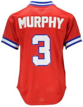 Mitchell & Ness Men's Dale Murphy Atlanta Braves Authentic Mesh Batting Practice V-Neck Jersey