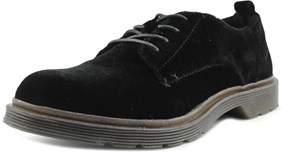 Coolway Claire Women Round Toe Canvas Black Oxford.