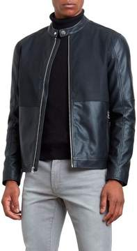 Kenneth Cole New York Reaction Kenneth Cole Motorcycle Jacket - Men's