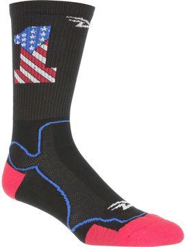 DeFeet Levitator Trail USA1 6in Sock