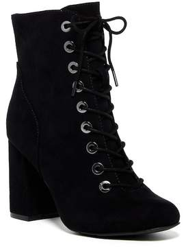 Mia Janie Lace-Up Boot