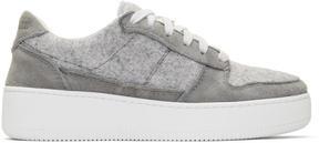 Diemme Grey Brenta Sneakers
