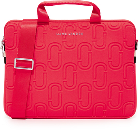 Marc Jacobs 13 Double J Neoprene Commuter Case