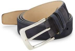 Mezlan Men's Antelux Leather Belt