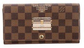 Louis Vuitton Trunk Illustre Sarah Wallet - BROWN - STYLE