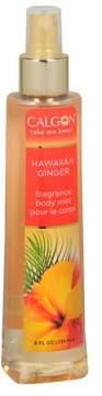 Calgon Refreshing Body Mist Hawaiian Ginger