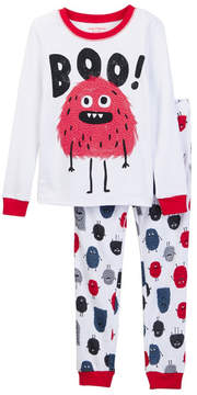 Joe Fresh Boo! Monster Pajama Set (Toddler & Little Boys)