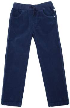 Il Gufo Cotton Corduroy Pants
